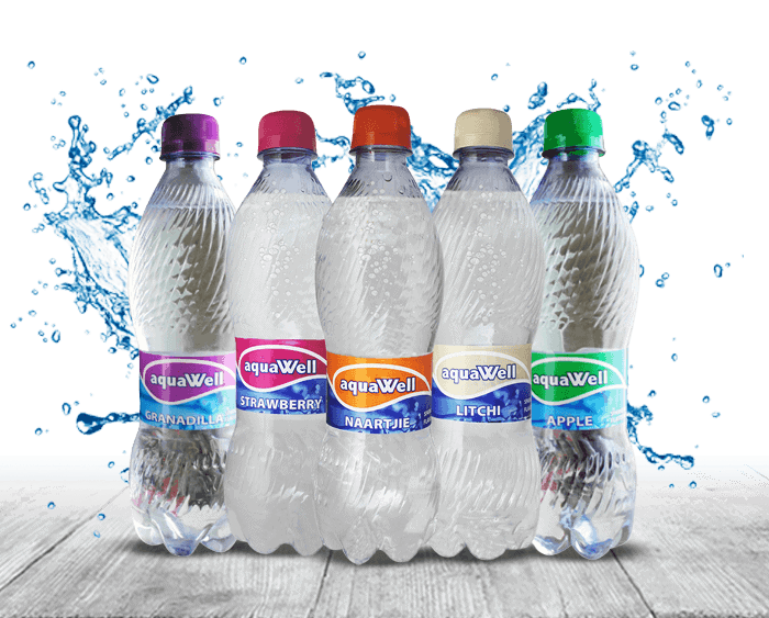 Aquawell Flavoured Water